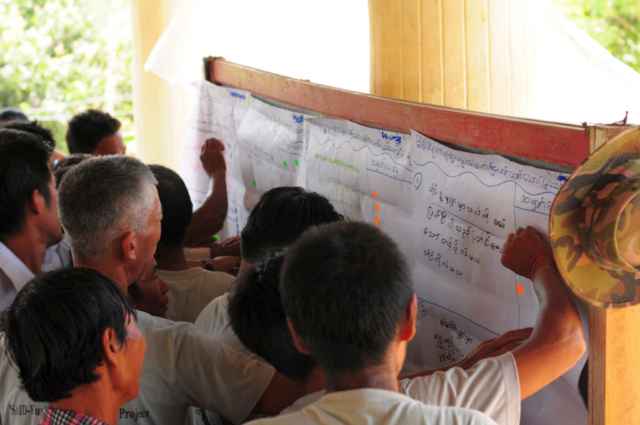TGCC Land Tenure Project - Myanmar, Lessons Learned Discussion