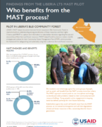 Who Benefits from the MAST Process